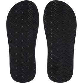 Quiksilver Monkey Abyss Sandals Youth, Oliva/negro